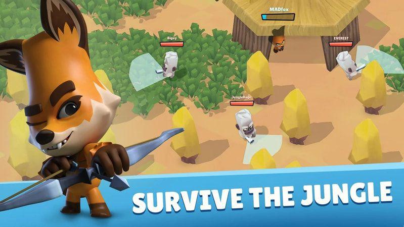 动物园在线竞技场游戏官方安卓版  v0.16.0图1