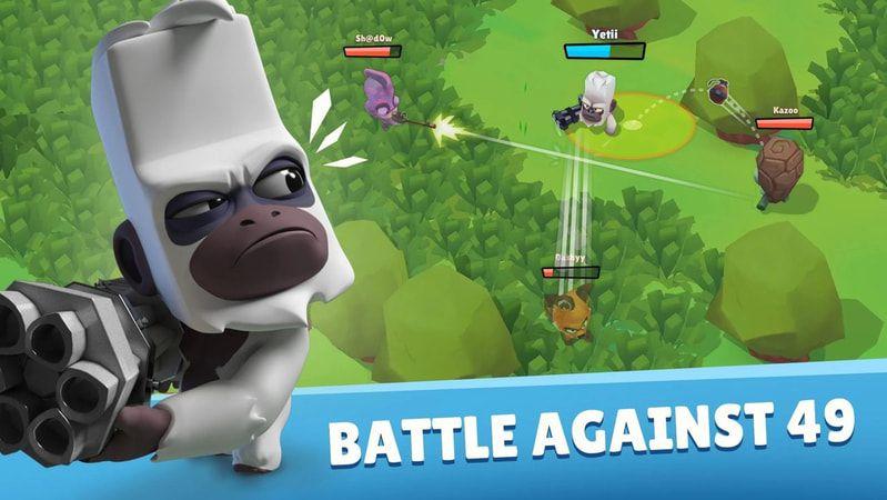 动物园在线竞技场游戏官方安卓版  v0.16.0图2