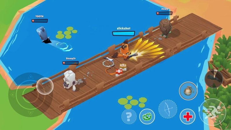 动物园在线竞技场游戏官方安卓版  v0.16.0图3