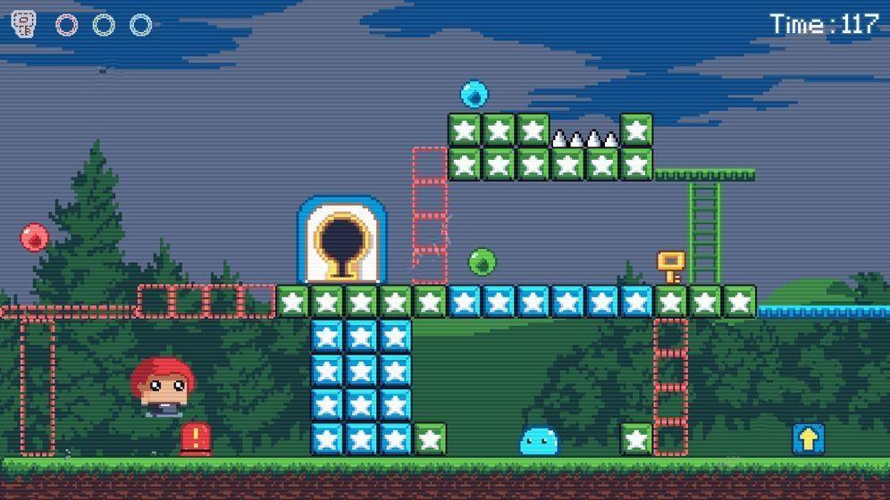 跳跳小子游戏安卓版  v1.0.0图1