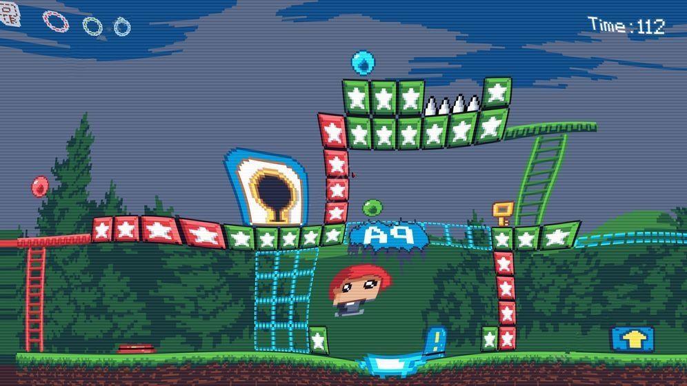 跳跳小子游戏安卓版  v1.0.0图2