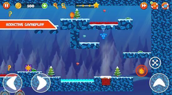 冰火人公主与王子游戏手机安卓版  v1.0图4