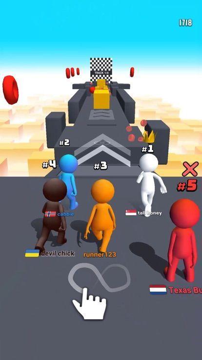 Human Runner 3D游戏中文汉化安卓版  v1.0.0图3