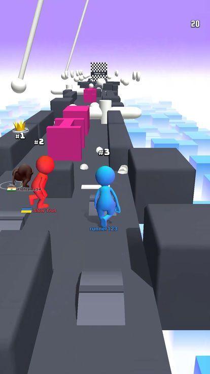 Human Runner 3D游戏中文汉化安卓版  v1.0.0图4