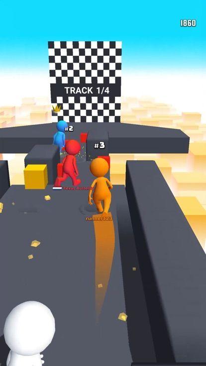 Human Runner 3D游戏中文汉化安卓版  v1.0.0图1