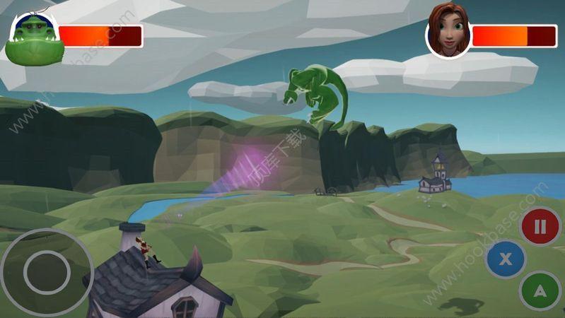 超自然战斗小队游戏官方安卓版  v1.0.1图3