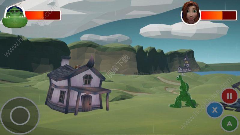 超自然战斗小队游戏官方安卓版  v1.0.1图4