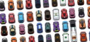 超跑战车游戏IOS版  v1.0.0图1